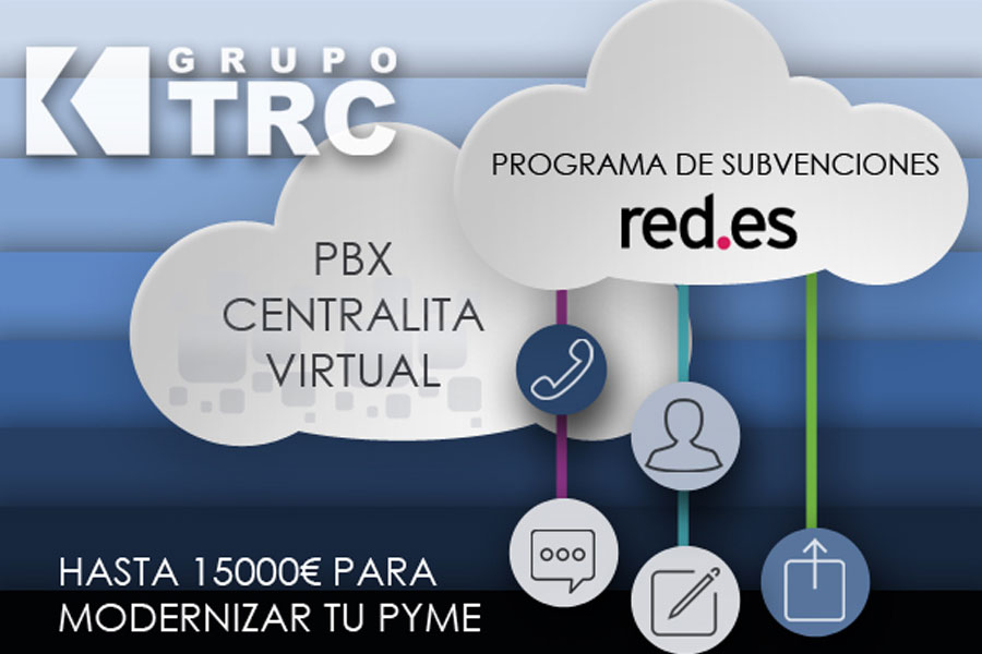 Subvencion Red.es