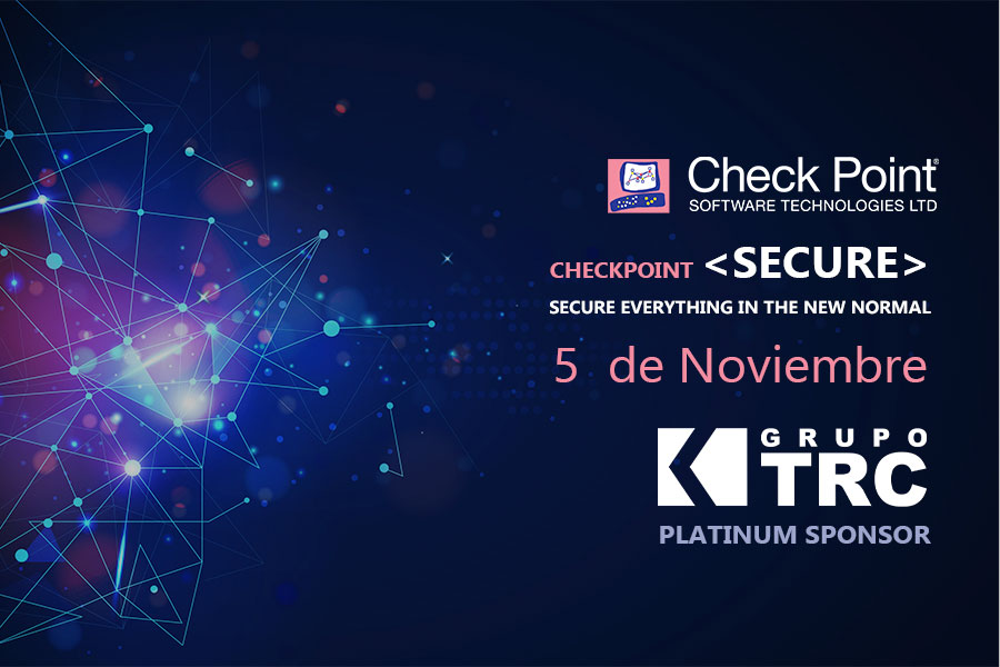 Evento Check Point Secure 2020 Spain
