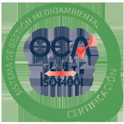 UNE-EN ISO 14001 GNET