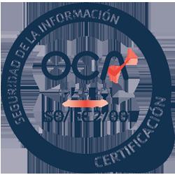 UNE-ISO/IEC 27001 GNET