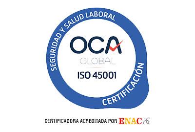 UNE-EN ISO 45001 Certificacion Grupalia Internet