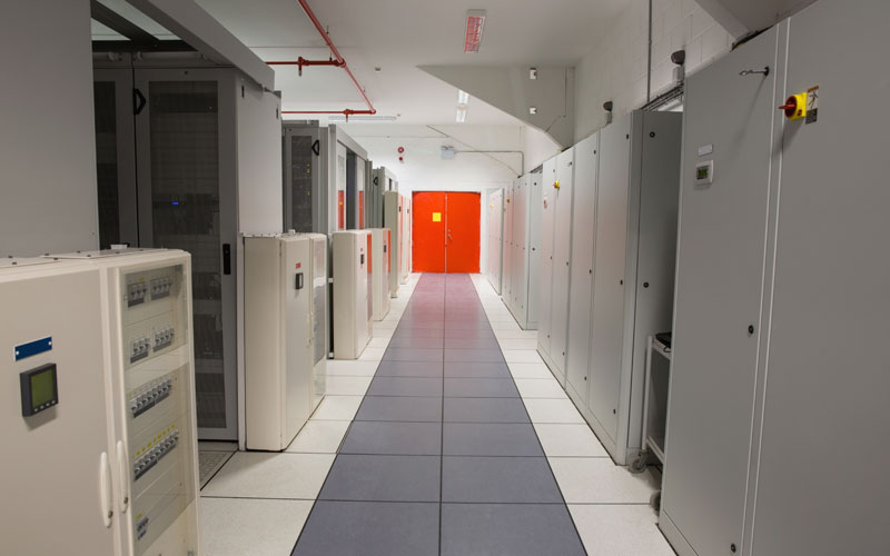 HM Hospitales Data Center Grupo TRC