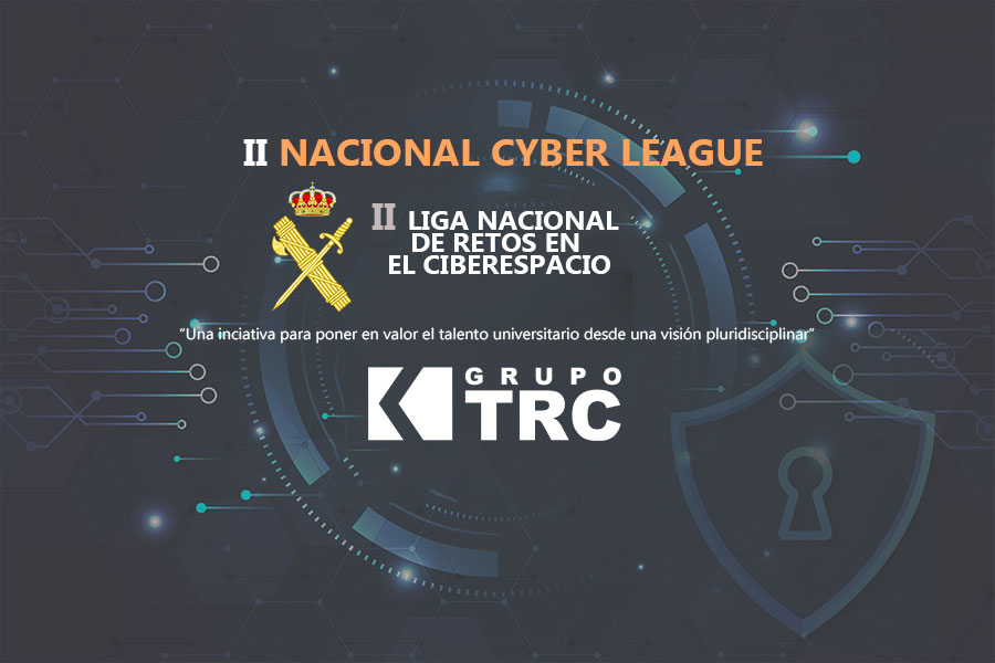 Patrocinadores plata de la II National Cyber League Guardia Civil