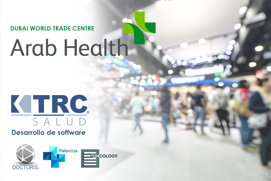 Arab Health 2020 Grupo TRC